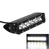 KKmoon 30W Bar Shape LED Car Work Light 2550LM Spot Beam for Jeep 4x4 Offroad ATV Truck Boat SUV 12V 24V