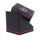 Magic Cube Car Qi Wireless Charger Charging Transmitter Mound Holder for Nokia Lumia 920 Nexus 7/5/4 Samsung Note2/3 S3/4 Black