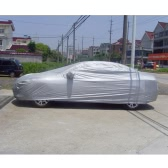 Full Car Cover Indoor Outdoor Sunscreen Heat Protection Dustproof Anti-UV Scratch-Resistant  Sedan Universal Suit XL