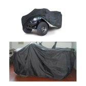 "Quad Bike  ATV Cover Water Resistant Dustproof Anti-UV Size L 78"" * 37"" * 41"""