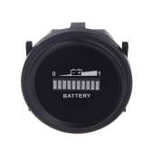 Battery Status Charge Indicator Monitor Meter Gauge LED Digital 12V/24V/36V/48V/72V