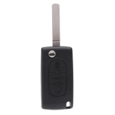 Folding Remote Key Case for CITROEN C3 C4 C5 C6 3 BUTTON Flip Switchblade