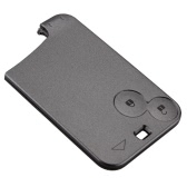 New Replacement 2 Button Remote Key Card Shell Case Cover for Renault Laguna Espace