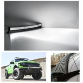 "41.5"" 240W Double Row Curved LED Work Lamp  Bar Flood & Spot Combo Beam Off-road Car SUV Truck Boat Light"