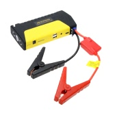 16800mAh Multi-Function Portable Mini Car Jump Starter with Auto Air Compressor Toolbox Power Supply Emergency Pack for Phone Laptop Camera Outdoor Travel Camping