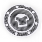 New Carbon-Look Fuel / Gas Cap Cover Pad Sticker For Honda  600RR F4i