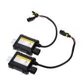 12V DC 9006 55W Ballast HID Xenon Conversion Kit Car Head Lights Lamps 4300K 6000K 8000K 10000K