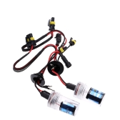 12V DC H3 55W Ballast HID Xenon Conversion Kit Car Head Lights Lamps 4300K 6000K 8000K 10000K