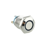 Mini 12mm 3V Momentary On/Off Push Button Switch for Car Auto Boat Circuit Control Electrical Modifications