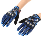 Pro-biker Full Finger Motorcycle Cycling Racing Riding Protective Gloves M L XL-TOMTOP