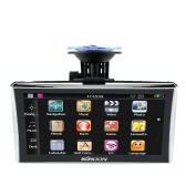 7inch 1080P HD Touch Screen Portable GPS Navigator with Back Support +Free Map