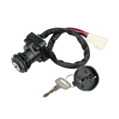 Ignition Key Switch 2 Keys For Polaris ATV Sportsman 500 Sportsman 500 RSE 1999