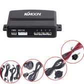 KKmoon Car Parking Radar System-Black
