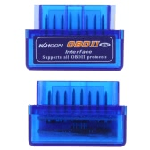 KKmoon Mini V2.1OBD2 Bluetooth Interface Auto Car Scanner Diagnostic Tool for Android