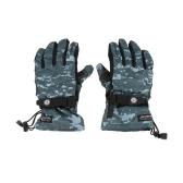 Scoyco Camouflage Color Waterproof Windproof Keep Warm Gloves Breathable Full Finger Motorcycle Cycling Racing Riding Skiing Protective Glove