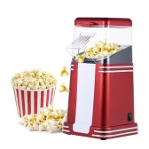 MY-B001 Mini Household Home Kitchen Healthy Hot Air Oil-free Popcorn Making Machine Maker Corn Poping Popper