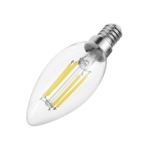 Professional High Quality 360° Beam Angle Retro Edison Filament Bulb 6W E14 Screw Socket Energy-Saving Brightness LED Light Bulb