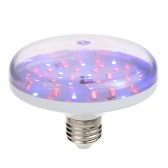 10W AC85-265V 50LED 469LUX Indoor Grow Light Bulb E27 Portable Plant Lamp 36 Red 14 Blue for Herbs Flowers Vegetables Fruits Succulents Bonsai Horticulture Greenhouse