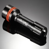 ARCHON D11V Diving Submarine Flashlight Lamp Torch Photography Fill Light Waterproof Underwater 100m 3 Modes XM-L LED 860 Lumens with  Lanyard