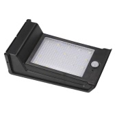 Docooler 20 LEDs Solar Powered Lamp Outdoor Security Light PIR Motion Sensor Dusk to Dawn Water-resistant IP65 Auto ON/OFF Wall Mount for Garden/Yard/Deck/Wall/Patio/Pathway
