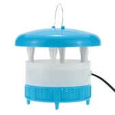 3LEDs Mosquito-Killing Trap Lamp Bug Flying Insect Pest Zapper Purple Lighting Lamp Sucking Device Night Light