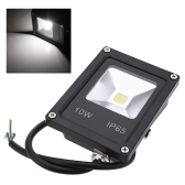 Ultrathin 10W 85-265V LED Flood Light Floodlight  IP65 Water-resistant Environmental-friendly for Outdoor Pathway Garden Yard  Warm White/White/RGB