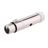 2.4G ISM DMX512 Wireless Female XLR Receiver LED Lighting for Stage PAR Party Light