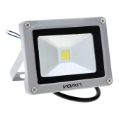 Lixada 10W DC12V IP65 Aluminum LED Flood Light Epistar Chip Tempered Glass High Power Outdoor Garden Square Yard Landscape