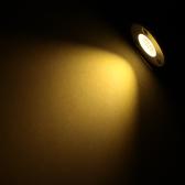 3W 12V DC IP67 COB LED Underground Light Lamp Waterproof High-power Tempered Glass Outdoor Garden Yard Landscape CE RoHs