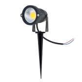 6W 12V AC DC IP65 Green Aluminum LED Lawn Spot Light Lamp High Power RGB Warm/Nature White Outdoor Pond Garden Path CE RoHs