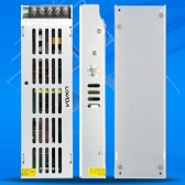 Lixada AC 100-240V to DC 12V 8.5A 100W Slim Switch Power Supply for LED Strip Light LED Display Industrial Equiment