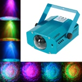 Lixada 9W Color Changing Mini LED  Stage Light Lamp