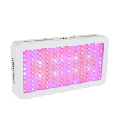 1200W 120LEDs 7601LM Plant Grow Light Double Chip Full Spectrum Growth Lamp for Indoor Greenhouse Flowers