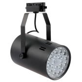 18W LED COB Track Rail Light Spotlight Adjustable for Mall Exhibition Office Use AC85-265V