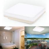 LED 25W IP44 Ceiling Light Square 12 Inch 3000K/4000K 2000LM 100W Equivalent Warm White/ Natural White for Bedroom Living Room Kitchen Bathroom Corridor etc [Energy Class A+]