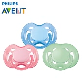 PHILIPS AVENT Baby Soothie Pacifier for 6-18 Months BPA Free