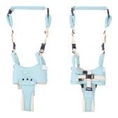 5 in 1 Baby Walker Helper Handheld With Detachable Crotch Strap Toddler Safe Walking Harness Protective   Adjustable Walk Learning Belt Assistant Cotton Green