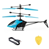 Fantastic New Fashion Infrared Induction Drone Flying Helicopter Aircraft Child Kid Toy Gesture-Sensing