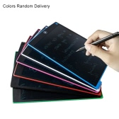 12-Inch LCD Writing Graphic Drawing Tablets Pad eWrite Jot with Stylus for Kids Students Office Memo Message Note(Colors Random Delivery)