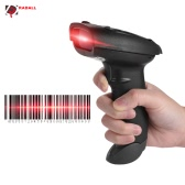 RADALL RD-300 Wireless Bluetooth Barcode Scanner 1D Code Barcode Scanner Support for Android IOS System
