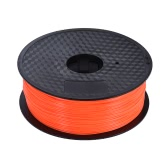 Color Optional PLA Filament 1kg/Roll 2.2lb 1.75mm for MakerBot Anet RepRap 3D Printer Pen Fluo-Orange