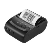 POS-5802LN Portale Mini 58mm 1 to 8 Bluetooth Thermal Printer Receipt Bill Ticket POS Printing