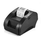 POS-5890K 58mm USB Thermal Printer Receipt Bill Ticket POS Cash Drawer Restaurant Retail Printing