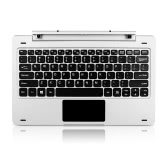 Jumper EZpad 6 Tablet PC Wireless Magnetic Full QWERTY Keyboard Flexible Keys Quick Input Eco-friendly Material Stylish Portable Ultrathin Anti-scratch Anti-dust Durable