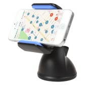 V18 Universal Qi Wireless Charger Dock Stand Holder Mount Windshield 360 Degree Rotating Mobile Phone GPS Car Holder for Samsung Galaxy S6 S7 Edge S5 within 3.5~6.0inch Smartphones
