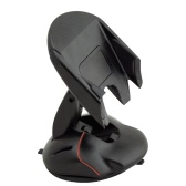 Transformative Mouse Folding Bracket Universal Car Phone Smartphone Holder Stand 4-6.5 inch with Suction Cup Rotatable One Click Control