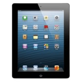 Apple iPad 4th Gen Wi-Fi Only Tablet 9.7inch Retina Display 2048*1536px Apple A6X 1.4GHz Processor 1GB RAM 32GB ROM iOS OS 5.0MP+1.2MP Camera Tablet PC