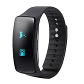 "Sports Fitness Smart Band Wristband Watch 0.91"" OLED Bluetooth 4.0 Bracelet Pedometer Sleep Monitor Call Message Notification Reminder Fitness Music Control Remote Photo-taking for iPhone Smartphone Android 4.3 iOS 7.0 And Above Anti-lost"