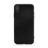 FSHANG Luxury Litchi Grain Soft TPU Phone Case Back Shell Cover for Apple iPhone X Case with Retail Package