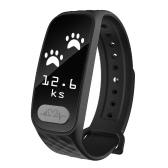B20スマートバンドBT Watchフィットネストラッカー睡眠モニターコールリマインダーIP67 Waterpoof for iOS&Android iPhone X Samsung S8 Note 8